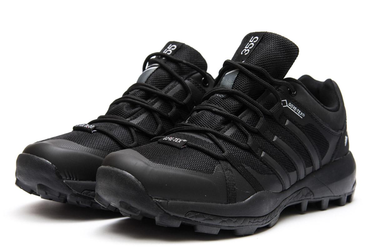 Кроссовки мужские Adidas Terrex355, черные (13833) размеры ... - photo#49